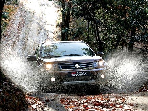 Покупатели SUZUKI Grand Vitara экономят до 51 тыс. грн. - Suzuki