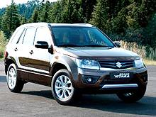 Покупатели SUZUKI Grand Vitara экономят до 51 тыс. грн.