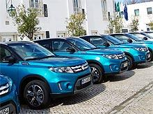 Suzuki Vitara готовится покорять украинский рынок - Suzuki