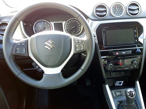 Стали известны подробности о новом Suzuki Vitara