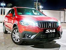Продажи Suzuki в Украине выросли в 1,5 раза - Suzuki