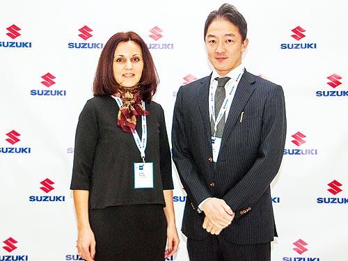 В SUZUKI определили Дилера года и озвучили планы на 2017 в Украине - SUZUKI