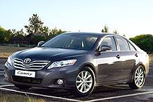 Toyota Camry 2010-го года уже в продаже по специальным ценам