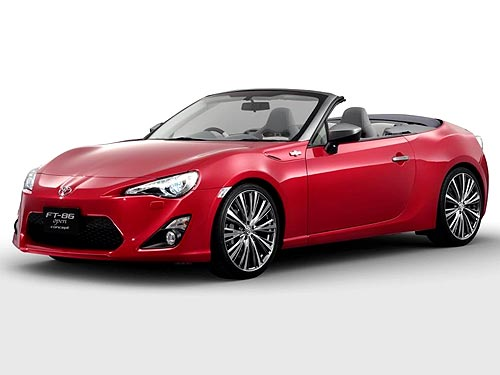 В линейке спорткаров Toyota появится еще одна модель - Toyota