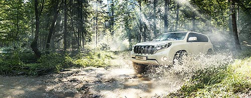 На Toyota Land Cruiser 200 и Prado действуют выгодные цены - Toyota