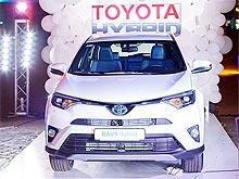 Драйв нон-стоп: Toyota представила яркие экспозиции на фестивале «Белые ночи»