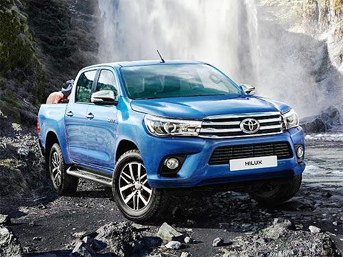 Легендарный пикап Toyota Hilux отмечает 50-летие