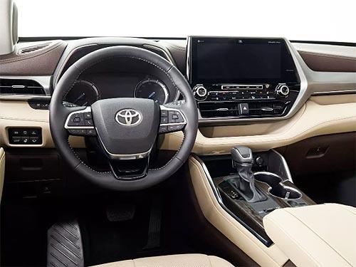 Каким будет Toyota Highlander нового поколения - Toyota