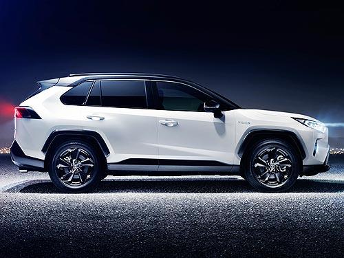 Toyota запустила собственный сервис покупки авто через подписку