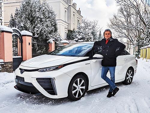 Первый водородный автомобиль уже появился в Украине. Сколько стоит, где заправлять и есть ли смысл?
