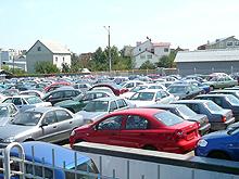 Украинцы  стали больше тратить денег на новые автомобили