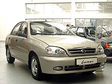 ЗАЗ Lanos теперь доступен с новым двигателем - Lanos