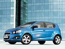 Стали известны цены на новый Chevrolet Aveo - Chevrolet