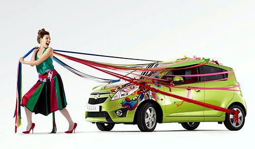 Opel и Chevrolet представят 4 новинки на SIA 2011 - Chevrolet