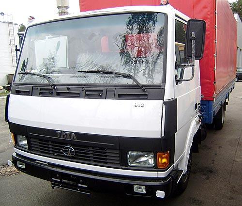 ТАТА LPT 613 уже в продаже : характеристика (ФОТО)