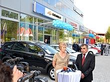 """В обновленном автосалоне """"Галичина-Авто"""" представили сразу несколько новых моделей украинского рынка"""