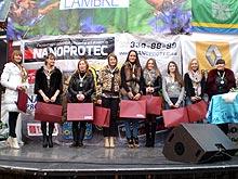 СК «ГАРАНТ-АВТО» стала страховым партнером «Мисс-Авто Буковина 2012»