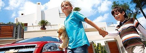 Для автомобилей Opel и Chevrolet действует новая система лояльности «Сервис плюс» - Chevrolet