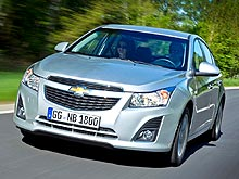 Под брендом Ravon могут появиться перелицованные Chevrolet Cruze и Tracker