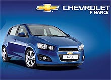 Программа Chevrolet Finance улучшена и продлена на третий квартал