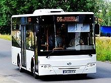 Украинцы оценили комфорт автобусов ЗАЗ А10