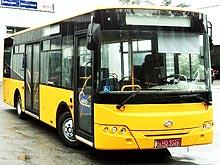 ЗАЗ выводит на городские маршруты новую модификацию автобуса ЗАЗ А10С30
