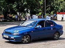 Автомобильный клуб «Lanos Clan» провел 5-ый ежегодный слет - Lanos