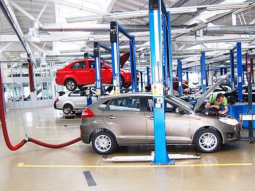 Официальный автосервис взял курс на снижение цен накануне техосмотра - сервис