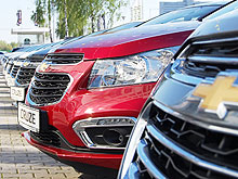 В Украине обновили кредитную программу Chevrolet Finance