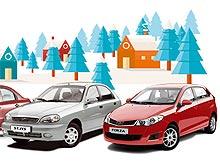 В Украине стартовала финальная распродажа автомобилей ЗАЗ 2015 года