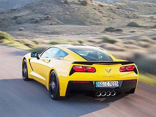 На автосалоне в Женеве Chevrolet представит «заряженный» модельный ряд - Chevrolet