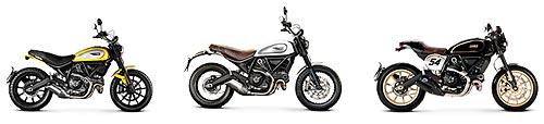 На складские байки Ducati действуют акционные цены - Ducati