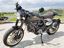 Ducati представила в Украине три новинки