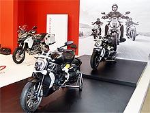 Новинки Ducati уже доступны в Украине - Ducati