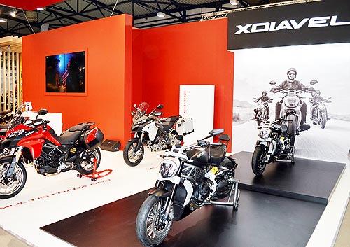 На складские байки Ducati действуют акционные цены