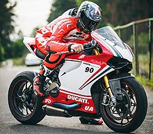 Официальный импортер Ducati примет участие в Чемпионате Украины по мотогонкам UASBK