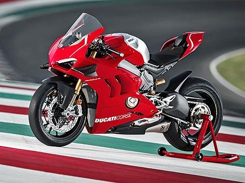 Ducati представила линейку мотоциклов 2019 года - Ducati