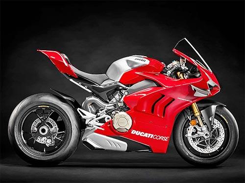 Новинки Ducati уже в Украине. Объявлены цены - Ducati