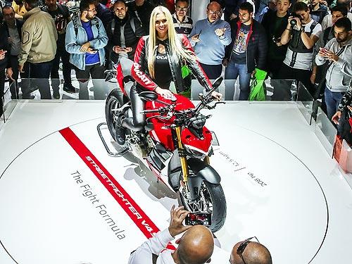 Назван самый красивый мотоцикл миланской выставки 2019 года