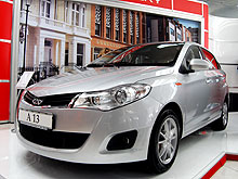 Подробности о новом украинском автомобиле ZAZ Forza - ЗАЗ