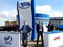 Новые модификации автобусов ЗАЗ представили на юге Украины - ЗАЗ