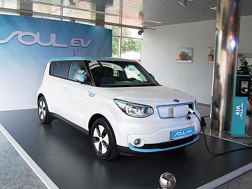 Россия и Казахстан на 1 год отменила пошлины на электромобили - электромоб
