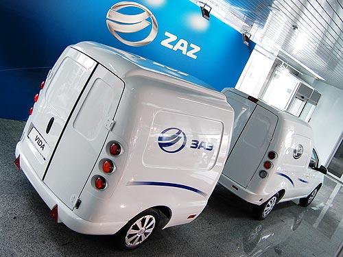 ЗАЗ представил сразу несколько новинок