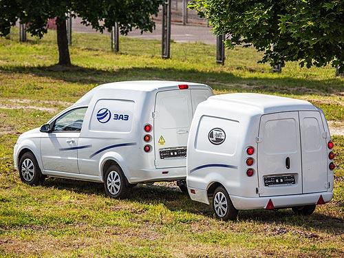 ЗАЗ выпустит крупную партию электрофургонов ZAZ VIDA Cargo EV для «Новой Почты» - ЗАЗ