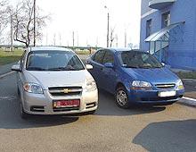 Тест-драйв: Chevrolet Aveo-I vs Aveo-II. Кто на новенького?