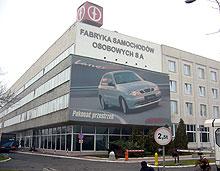 В Польше застроят территорию FSO
