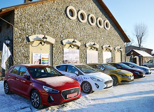 Определились финалисты конкурса «Автомобиль Года» в Украине