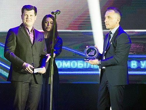 Citroen одержал двойную победу на «Автомобиль года в Украине 2018» - Citroen