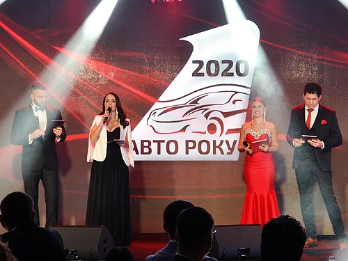 """За какие качества победители акции """"Автомобиль Года в Украине 2020"""" получили свои титулы"""