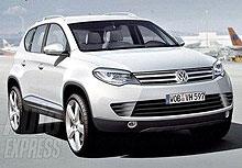 Первые снимки нового Volkswagen Touareg. ФОТО